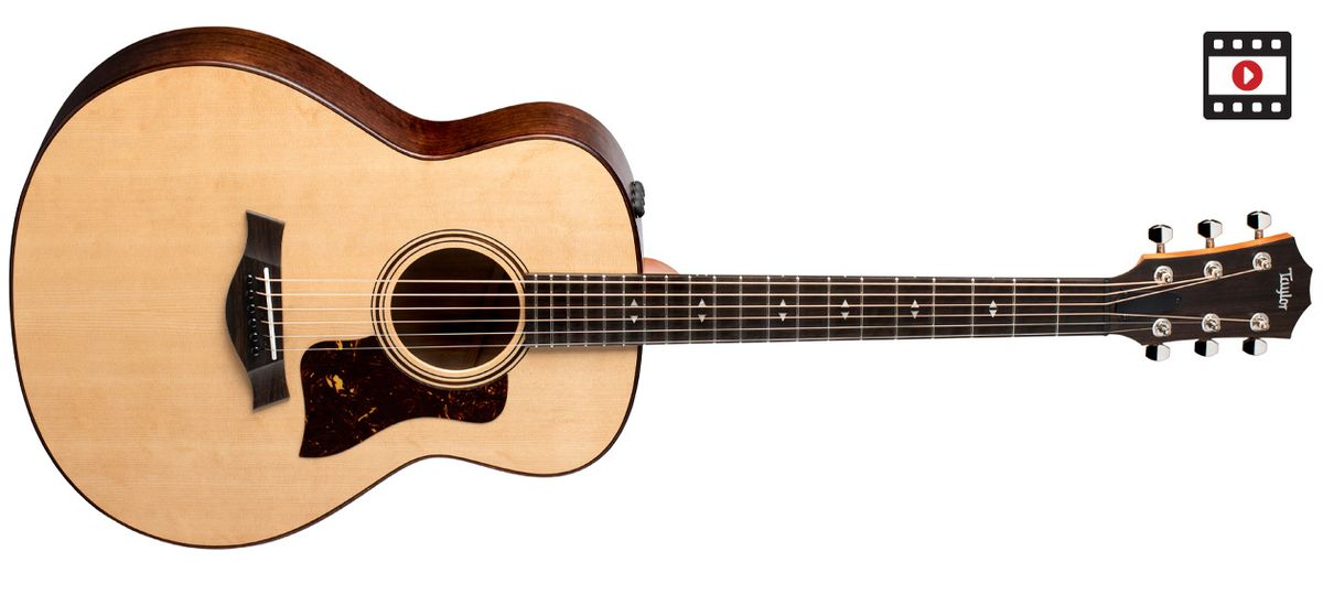 Taylor GTe Urban Ash: The Premier Guitar Review