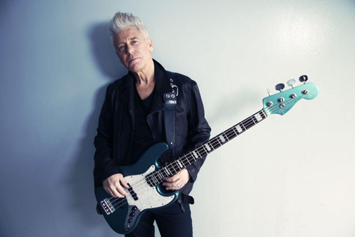 Fender Unveils the Adam Clayton Signature Bass