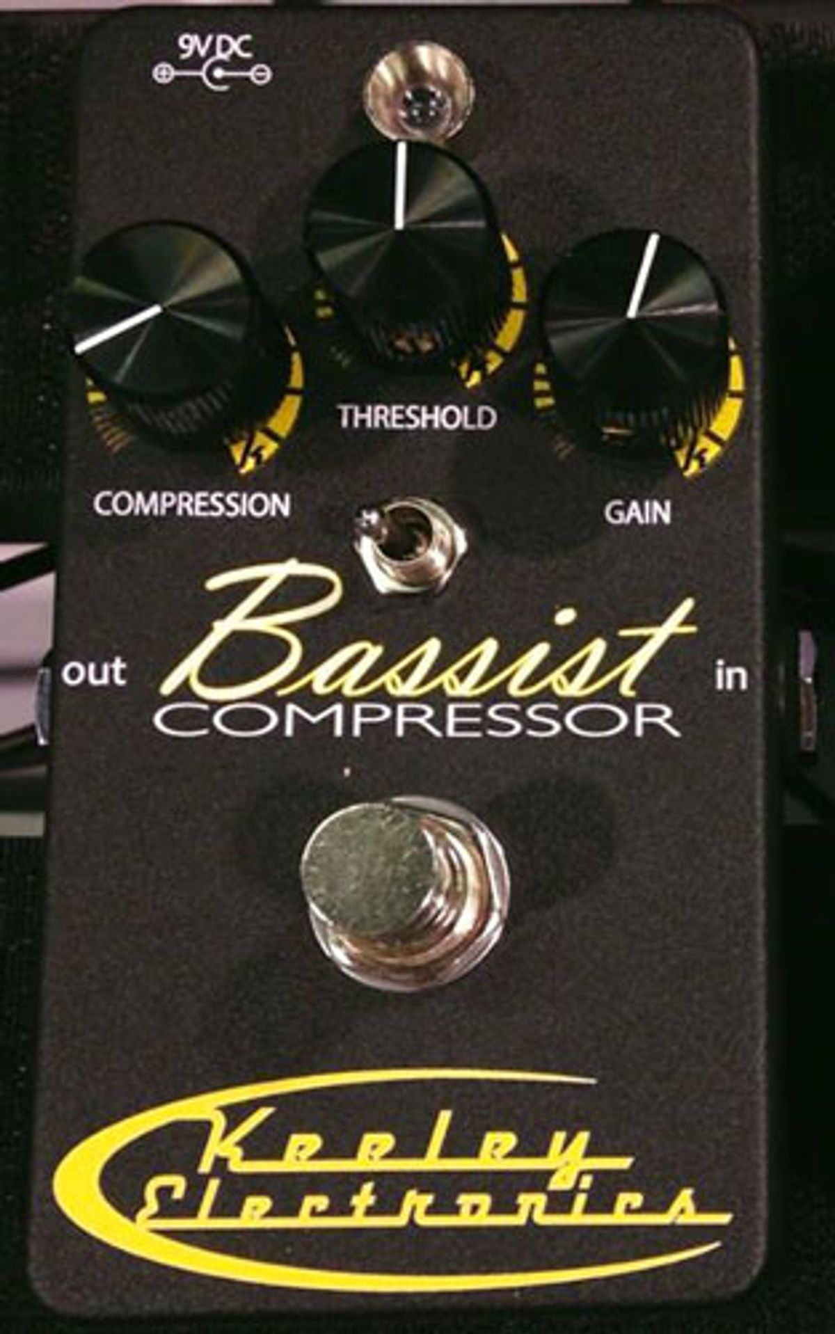 Keeley Electronics Releases the Bassist Compressor