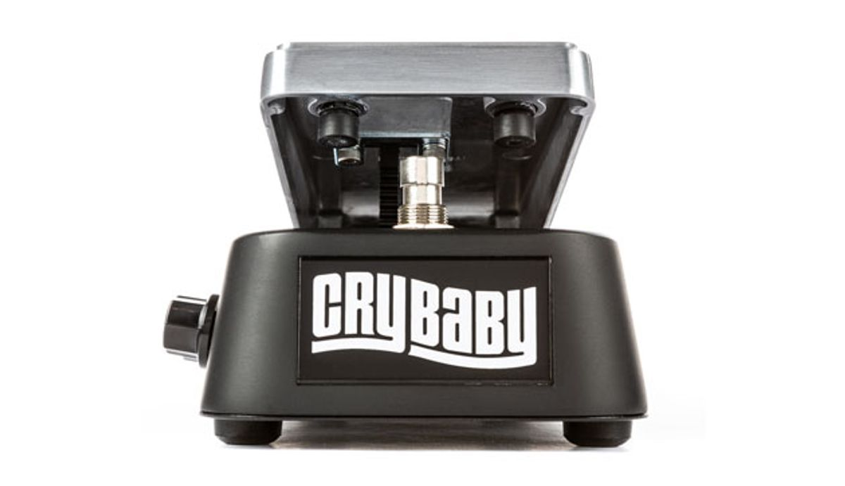 Dunlop Unveils the Cry Baby Custom Badass Dual-Inductor Edition Wah