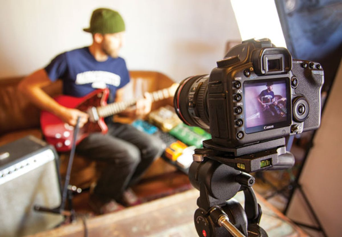 State of the Stomp: Record a Video Demo!