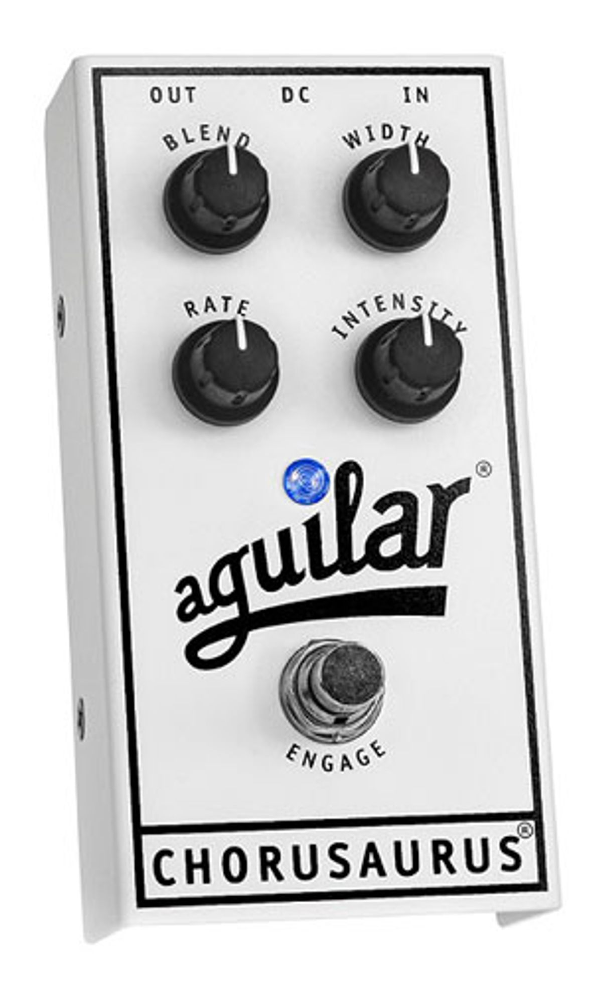 Aguilar Amplification Releases the Chorusaurus