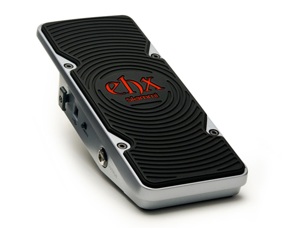 Electro-Harmonix Introduces the Slammi Polyphonic Pitch-Shifter Pedal