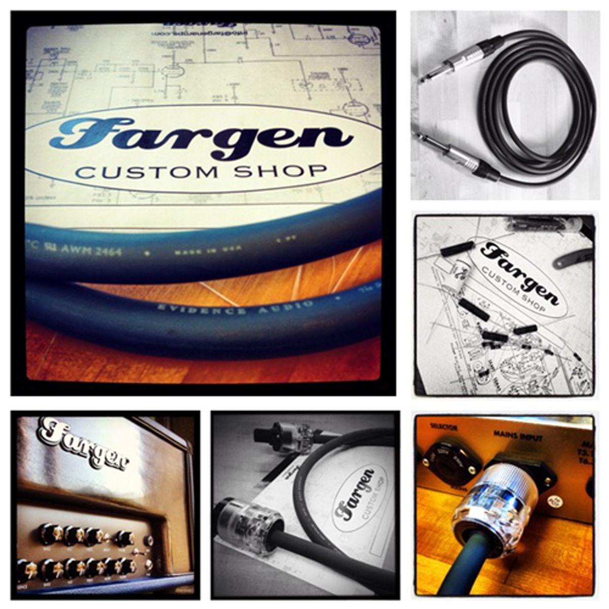 Fargen Amplification Expands Its Custom Shop