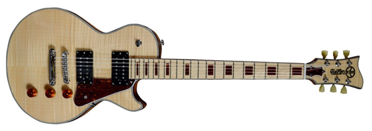 Electra Guitars Introduces the Omega Prime