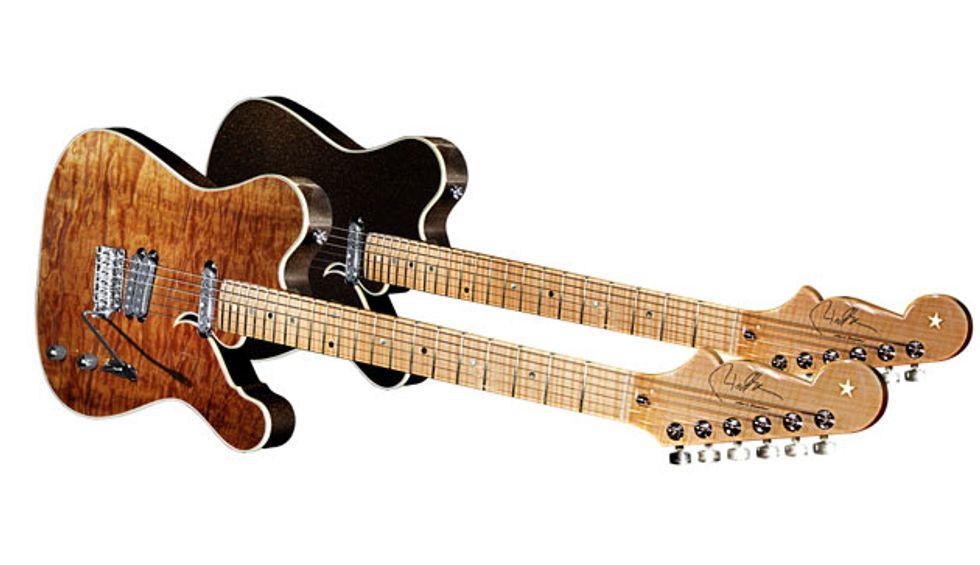 Rischke Guitars Releases the Model 181