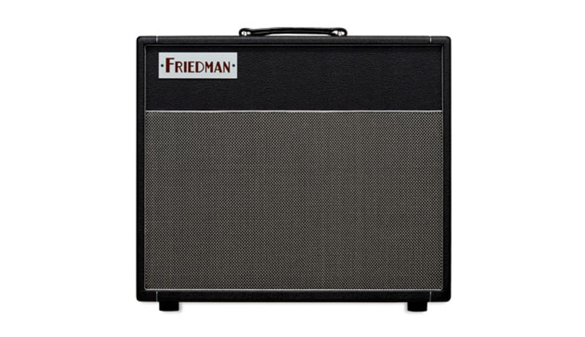 Friedman Amplification Releases the Twin Sister Head & Combo