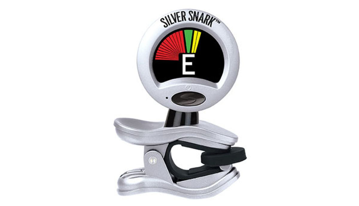 Snark Announces the Silver Snark All-Instrument Tuner