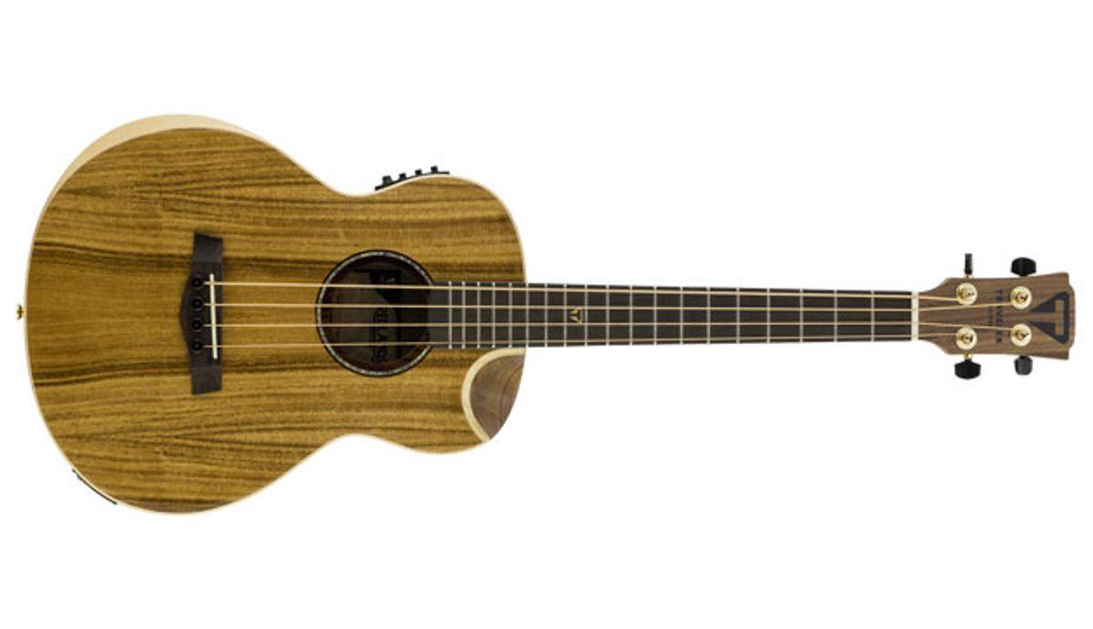 Traveler Guitar Introduces New Redlands Concert Series Acoustics