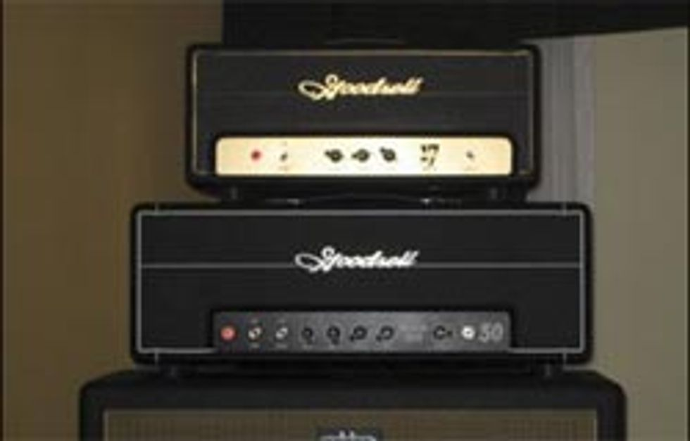 LA Amp Show: Hot New Amps
