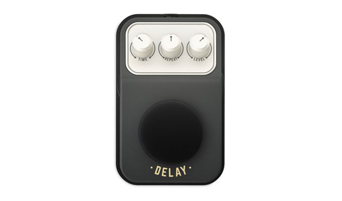 NEXI Industries Announces the DLY-01 Delay Pedal