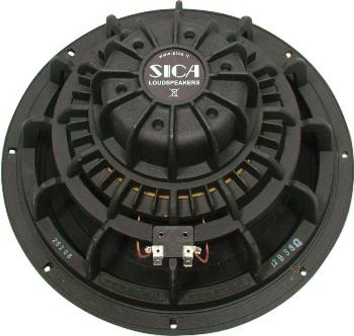 CE Distribution Announces SICA Bass Speakers