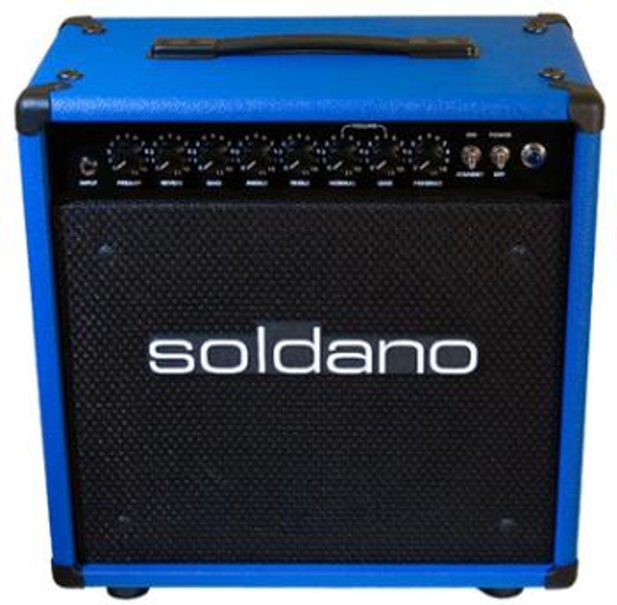 Review: Soldano 44 Blues City Music Signature Amp