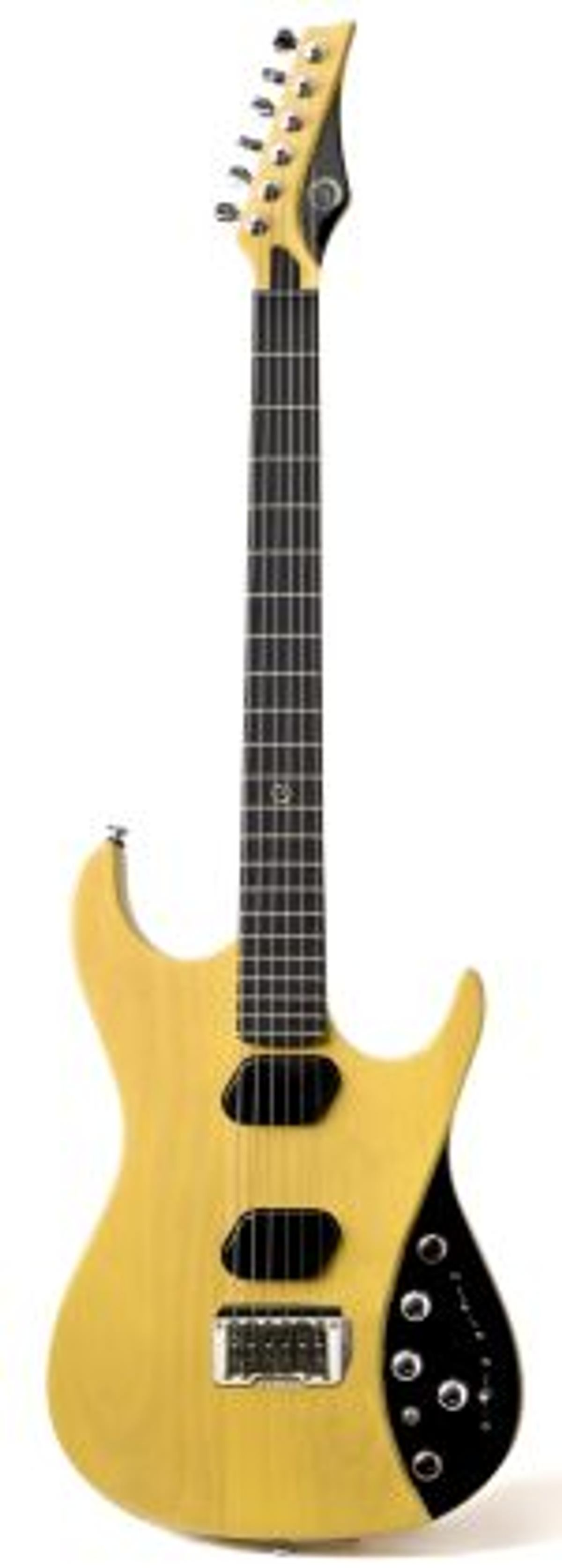 Moog Launches The Moog Guitar - Model E1