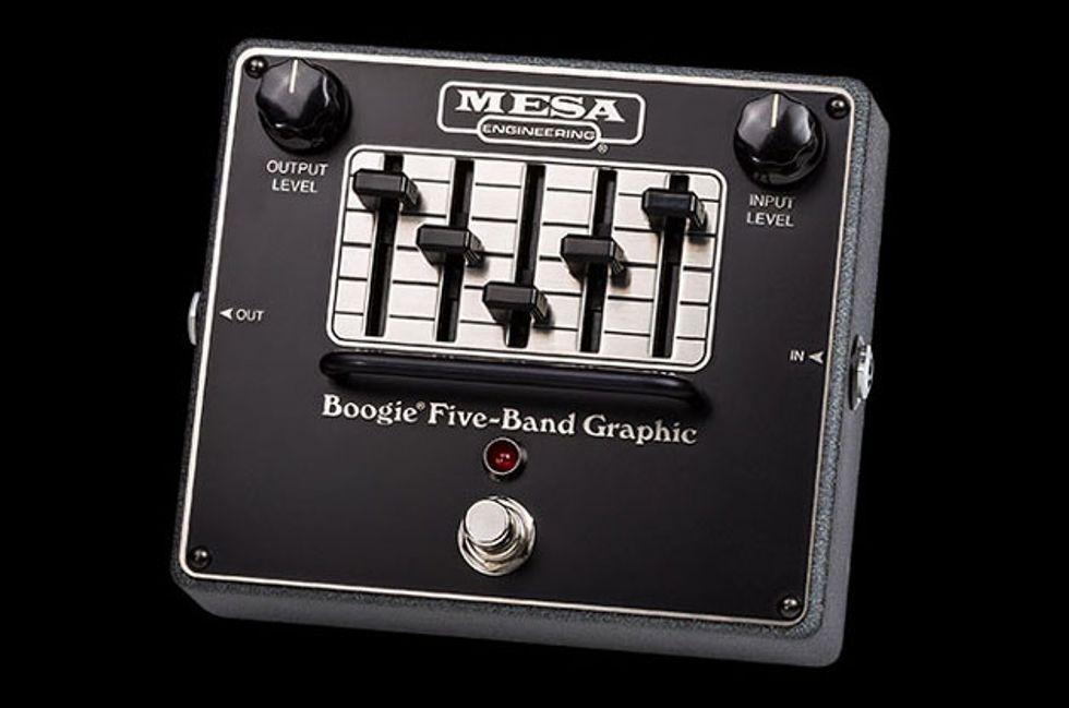 mesa boogie announces flux five eq throttle box eq and boogie eq pedals 2014 03 17 premier. Black Bedroom Furniture Sets. Home Design Ideas