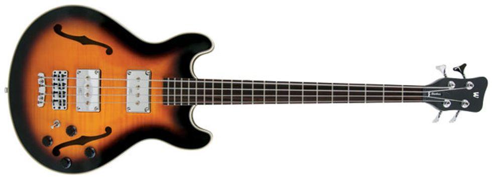 Warwick Rockbass Star Bass Review Premier Guitar