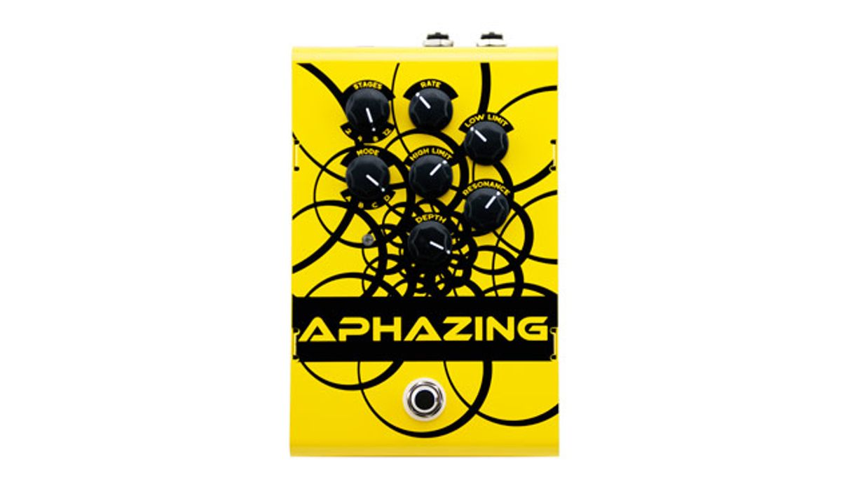 Experimental Noize Releases the Aphazing Phase Shifter