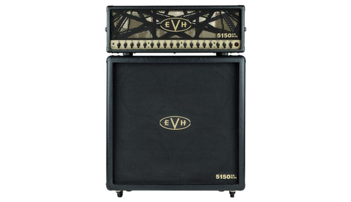 EVH Announces the 5150IIIS 100S EL34 and Wolfgang Special Models