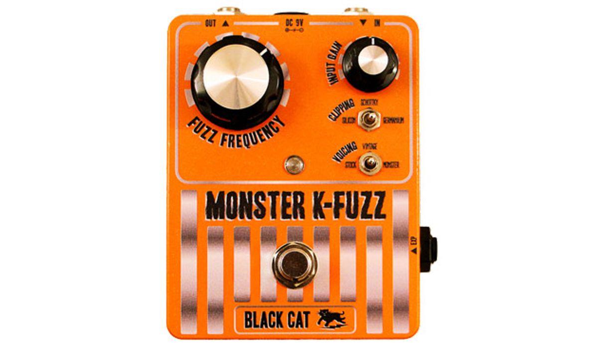 Black Cat Announces Monster K-Fuzz