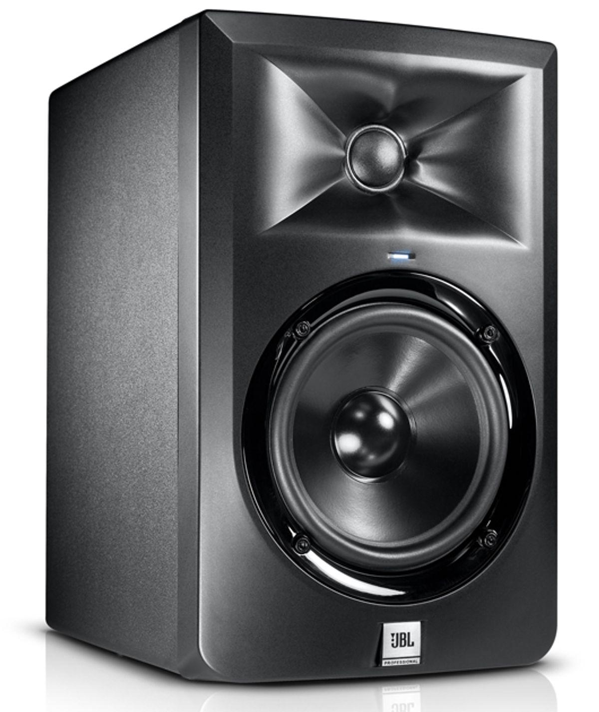 JBL Releases 3 Series Studio Monitors
