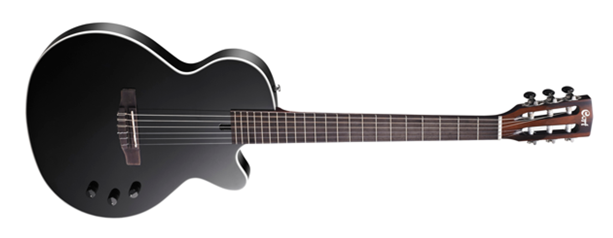 Cort Guitars Unveils the Sunset Nylectric