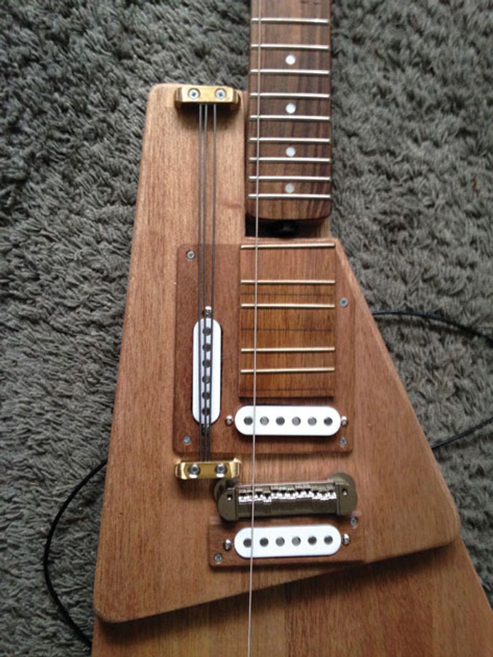 DIY: Thurston Moore's Drone Guitar Project | Premier Guitar