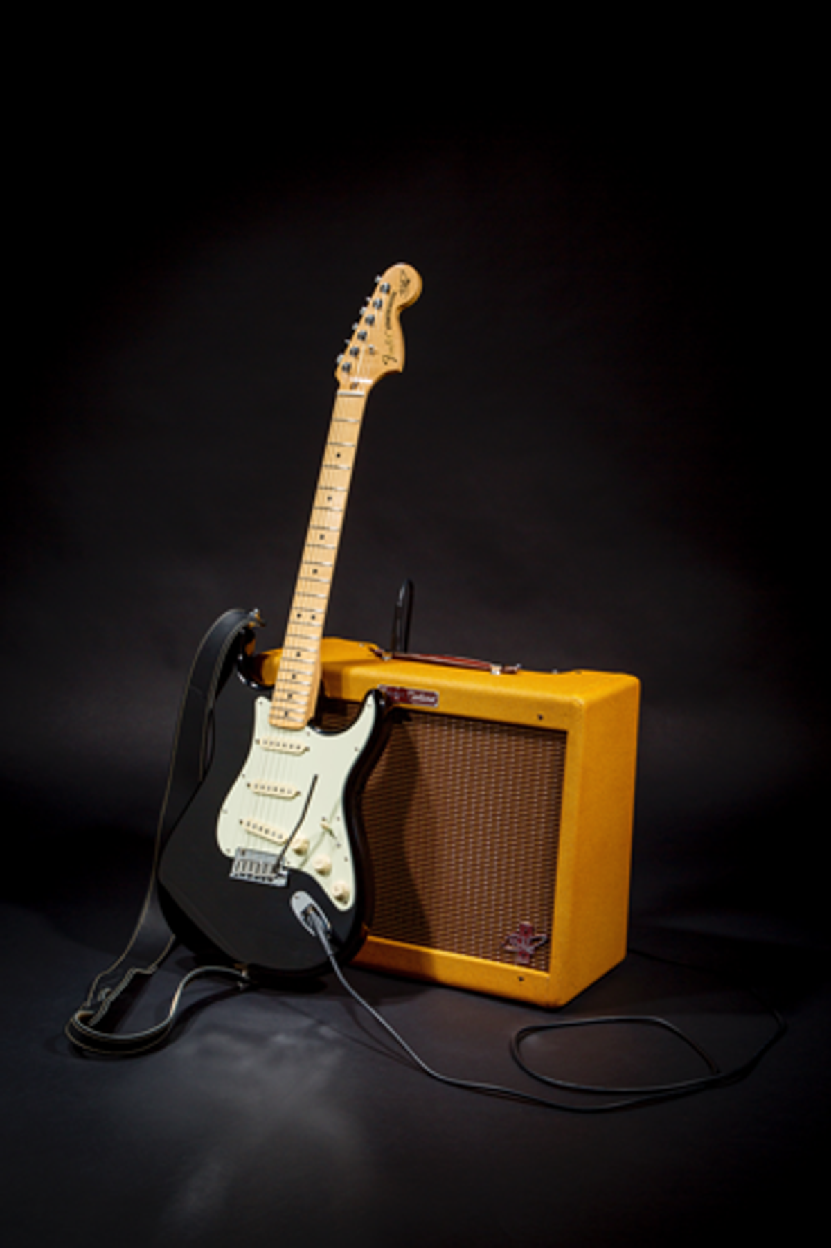 Fender Announces The Edge Signature Stratocaster and Deluxe