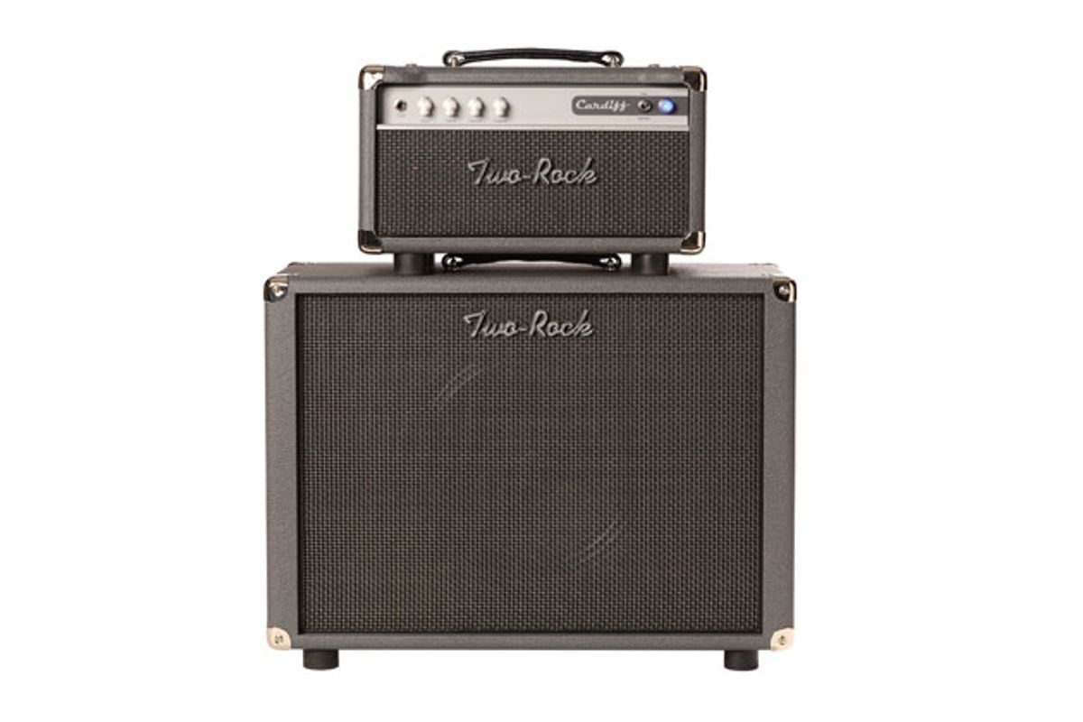 Two-Rock Amplification Introduces the Cardiff