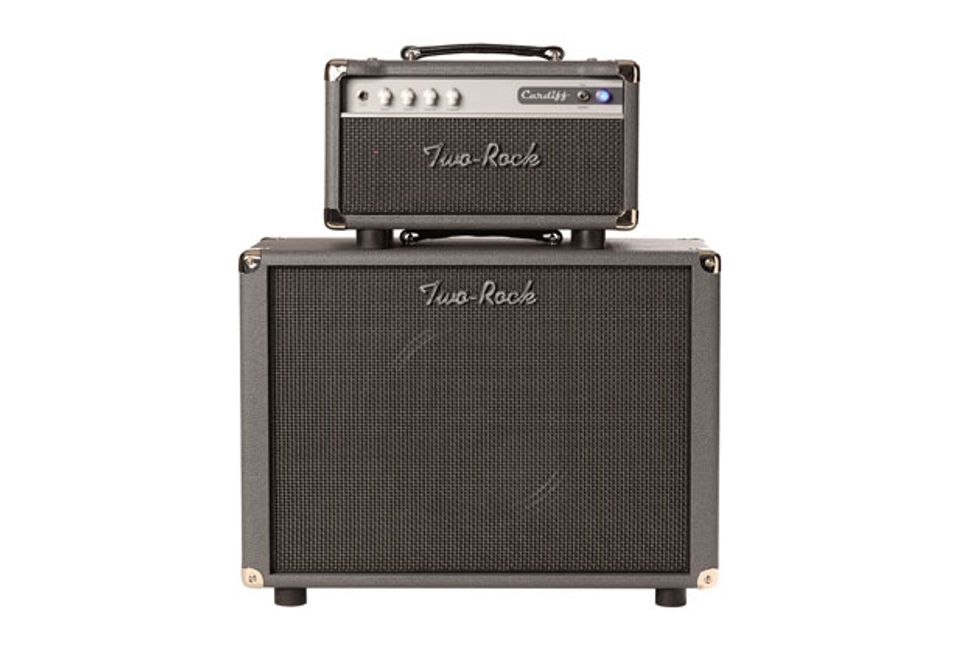 two rock amplification introduces the cardiff premier guitar. Black Bedroom Furniture Sets. Home Design Ideas