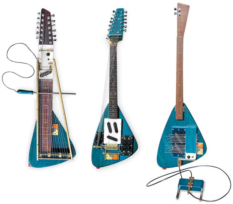 Diy Thurston Moore S Drone Guitar