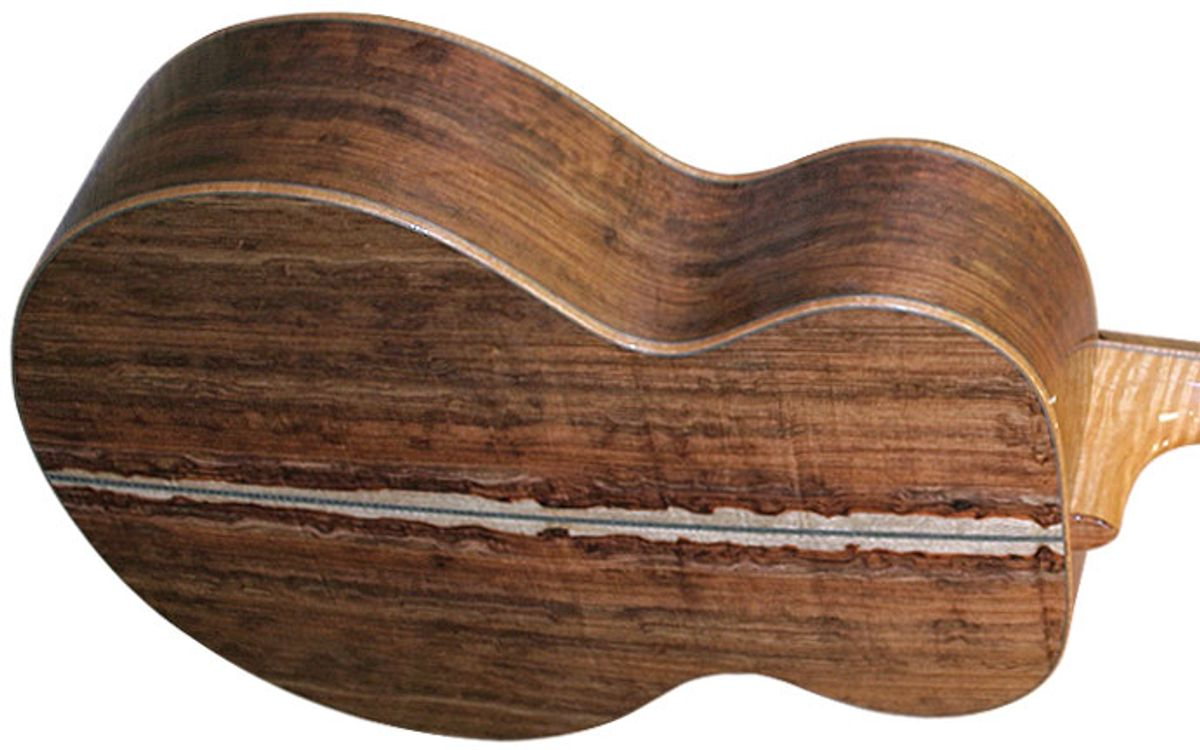 Acoustic Soundboard: Grading Tonewoods - Back and Sides