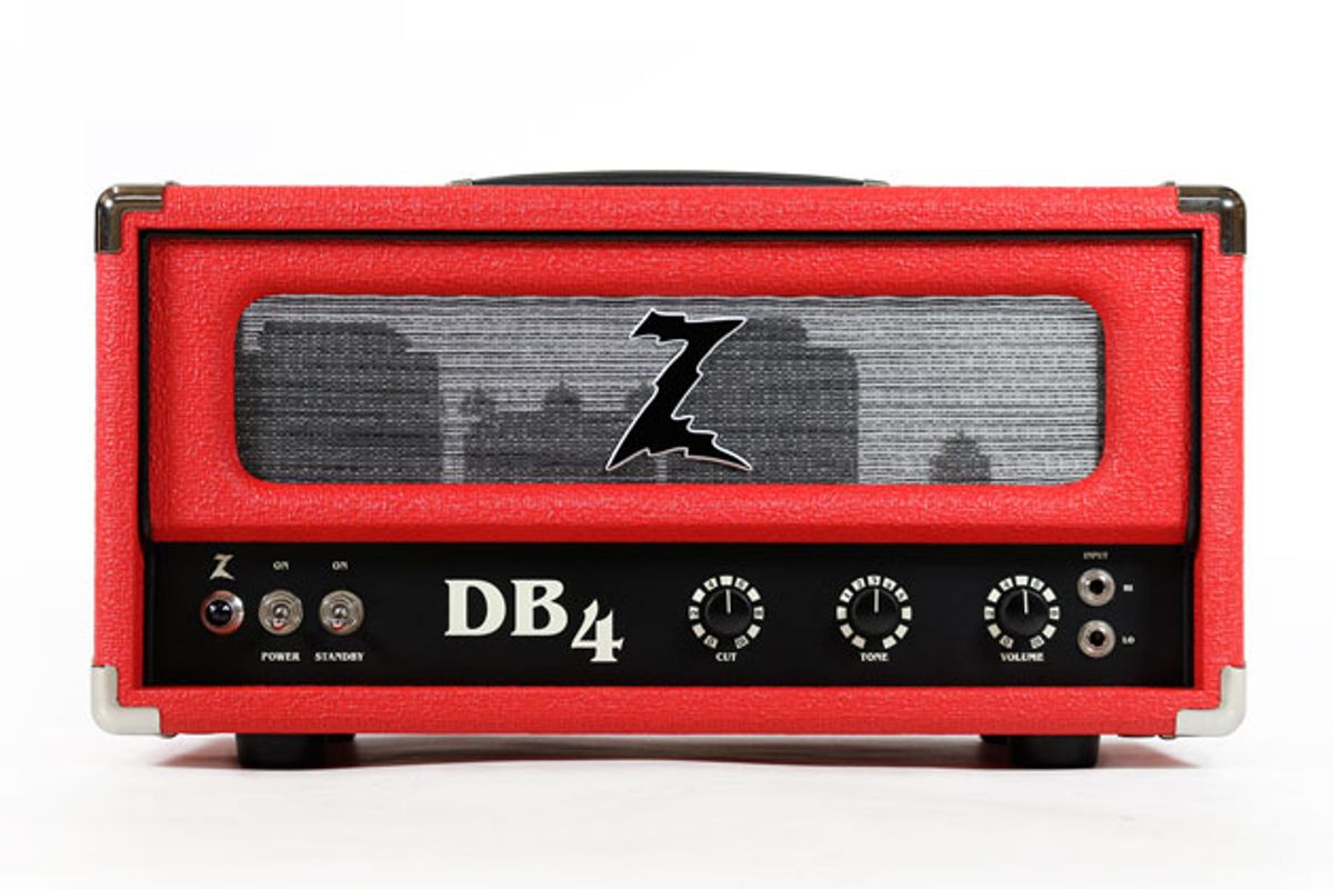 Dr. Z Amps Introduces the DB4