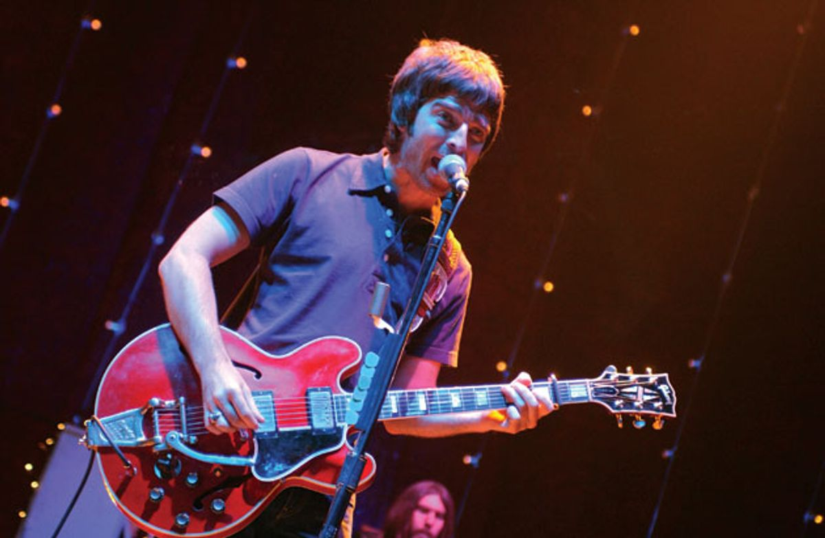Noel Gallagher: High Flying Birdman