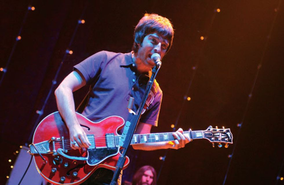 Noel Gallagher: High Flying Birdman | Premier Guitar