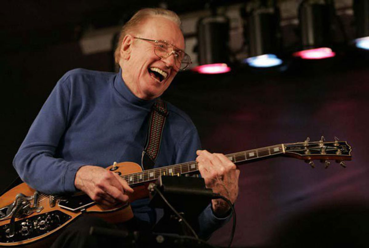 The Les Paul Foundation Announces the Official 100th Birthday of Les Paul