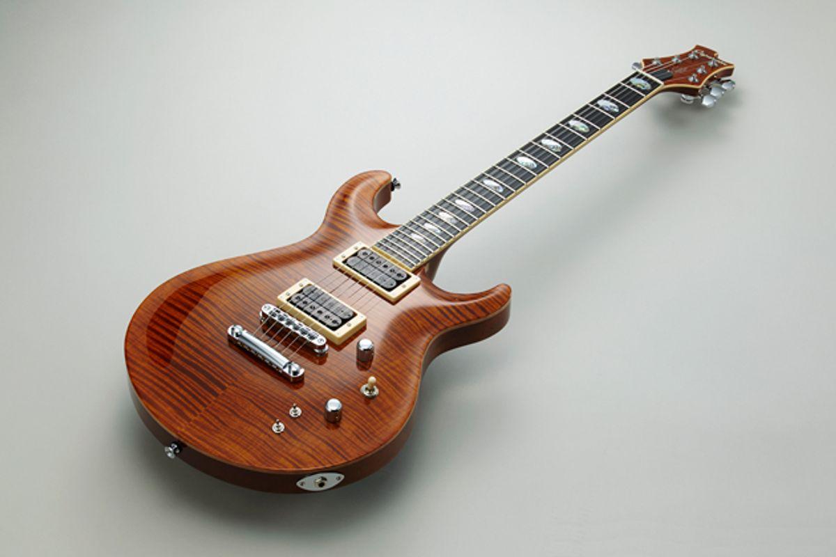 Caparison Guitars Announces the 2015 Limited Edition Angelus Custom Line