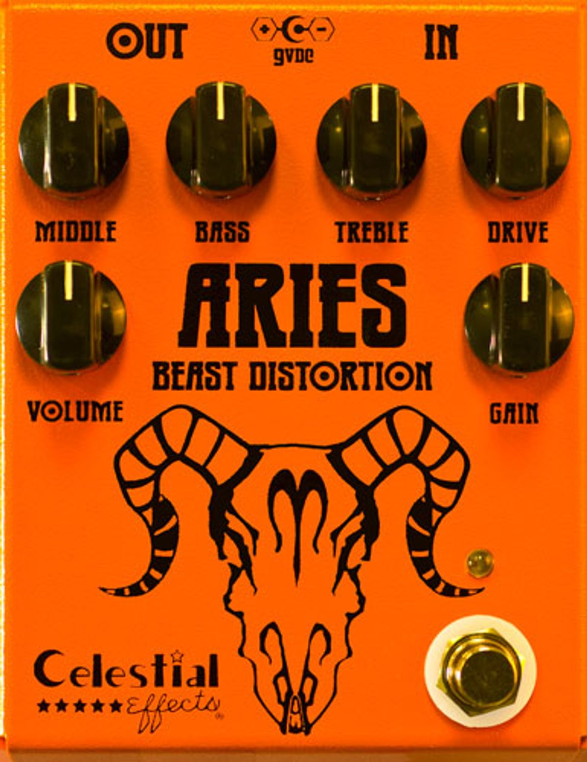 Celestial Effects Releases the Aries Beast Distortion