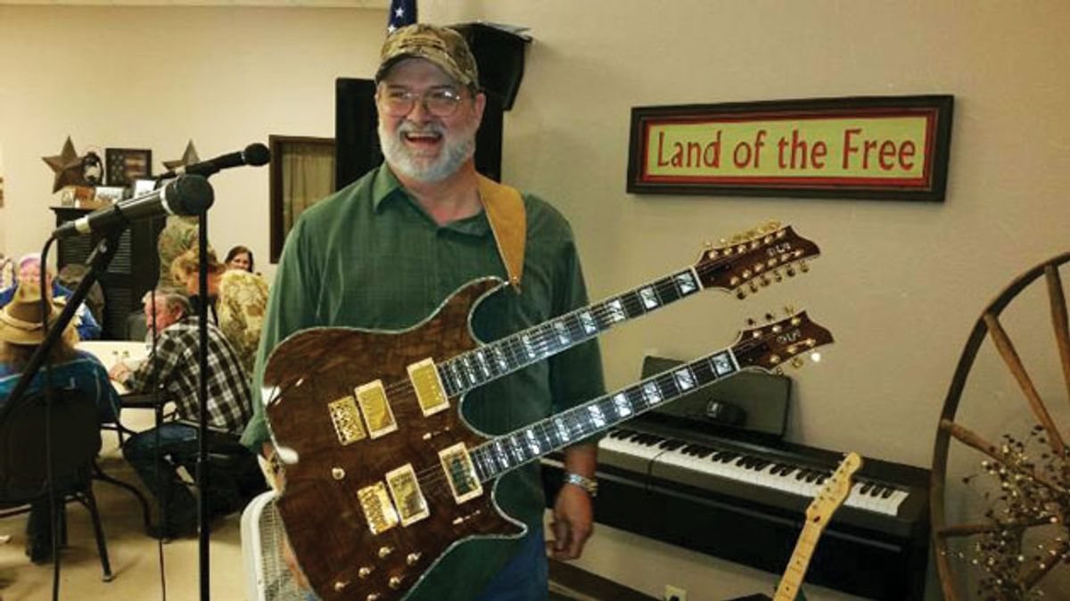 Reader Guitar of the Month: Dream Double-Neck