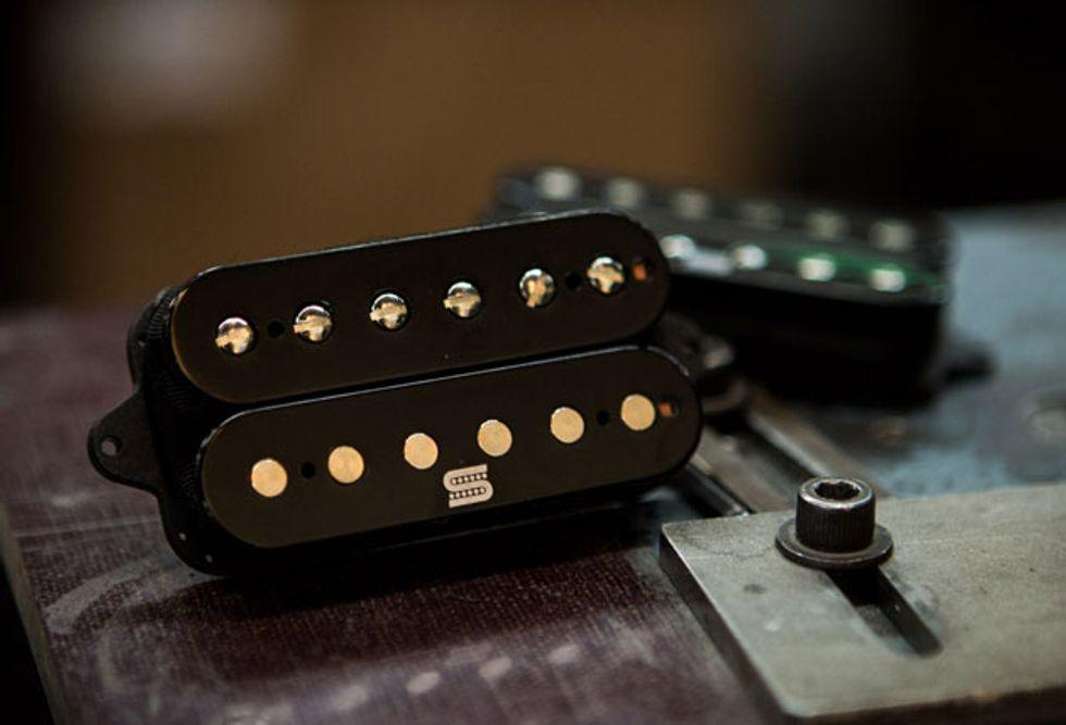 Seymour Duncan Announces the Duality Line   Premier Guitar
