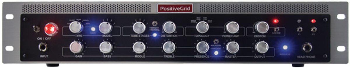 Positive Grid BIAS Rack Review