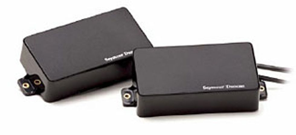 Seymour Duncan Blackouts Active Humbuckers