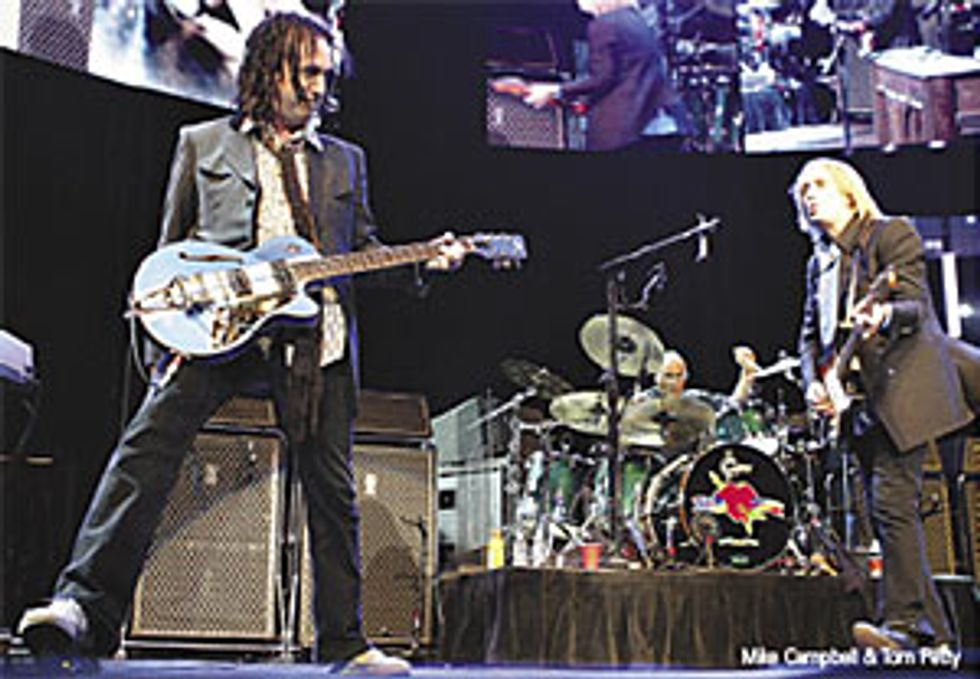 Duesenberg Heartbreakers 30th Anniversary Mike Campbell Signature Guitar