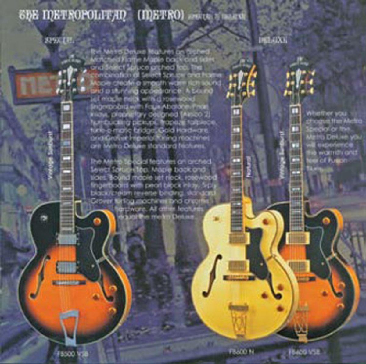 Fusion Blues Jazzbox