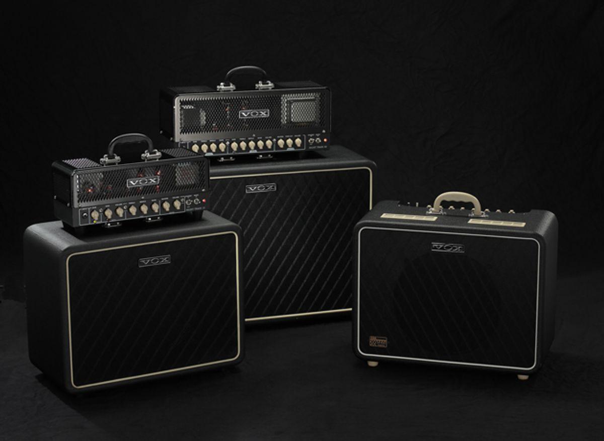 Vox Unveils Night Train G2 Amps
