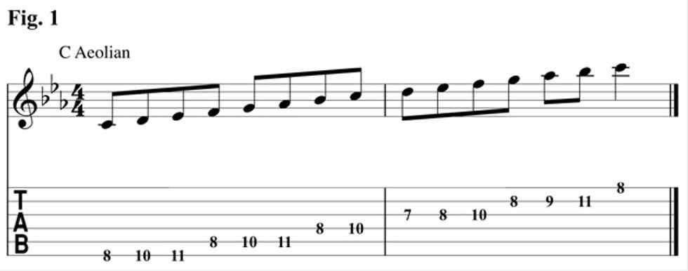 Beyond Blues: Choosing Between Dorian and Aeolian   Premier Guitar