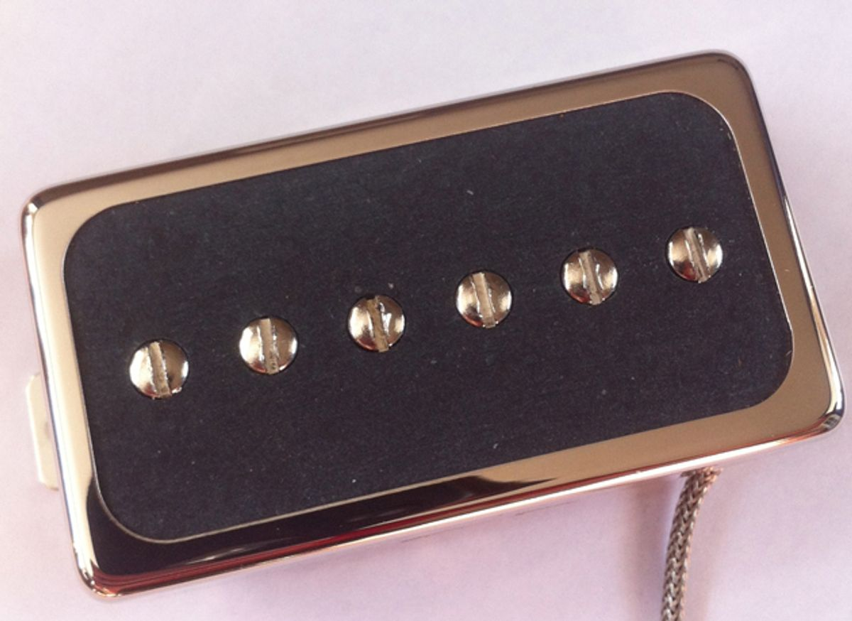 McNelly Guitars Introduced Saint Nick Pickups