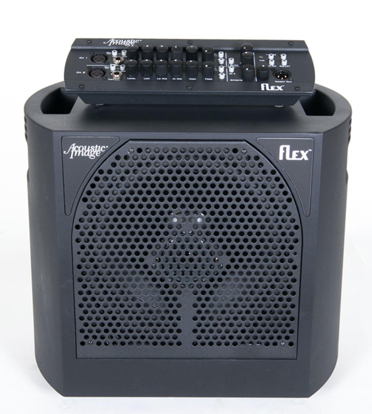 Acoustic Image Unveils Flex Series