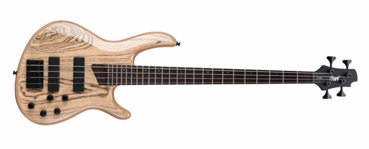 Cort Guitars Unveils 20th Anniversary Artisan Bass Series