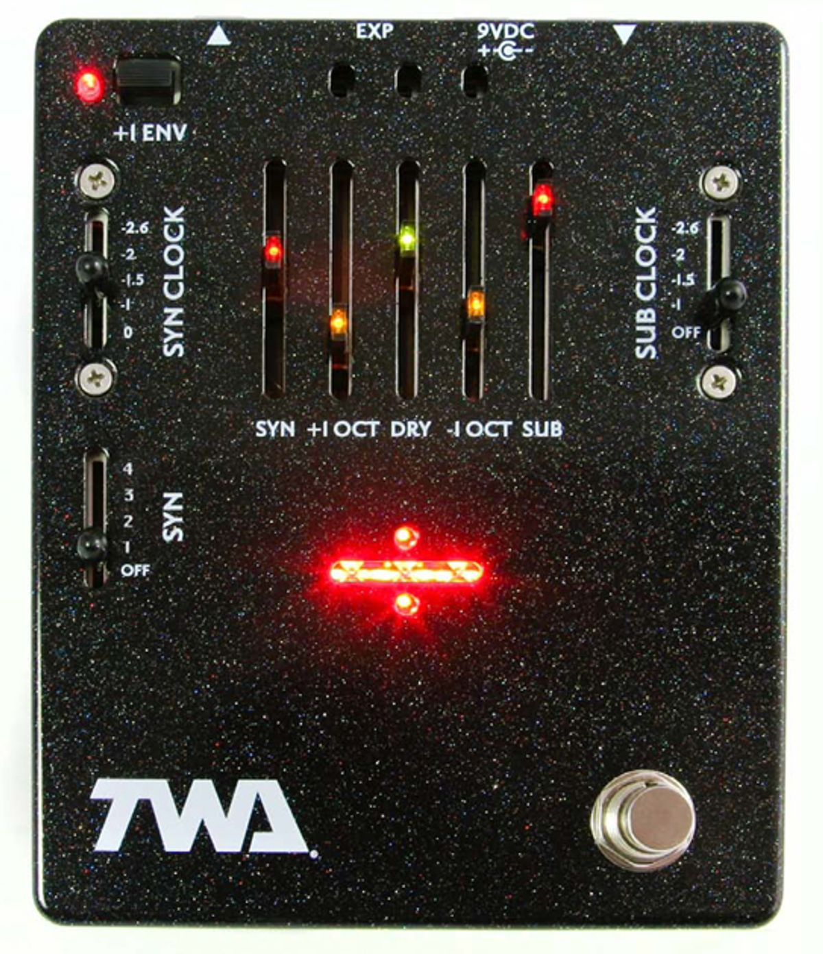 Godlyke Unveils TWA GD-02 Great Divide Analog Synth Octave Pedal