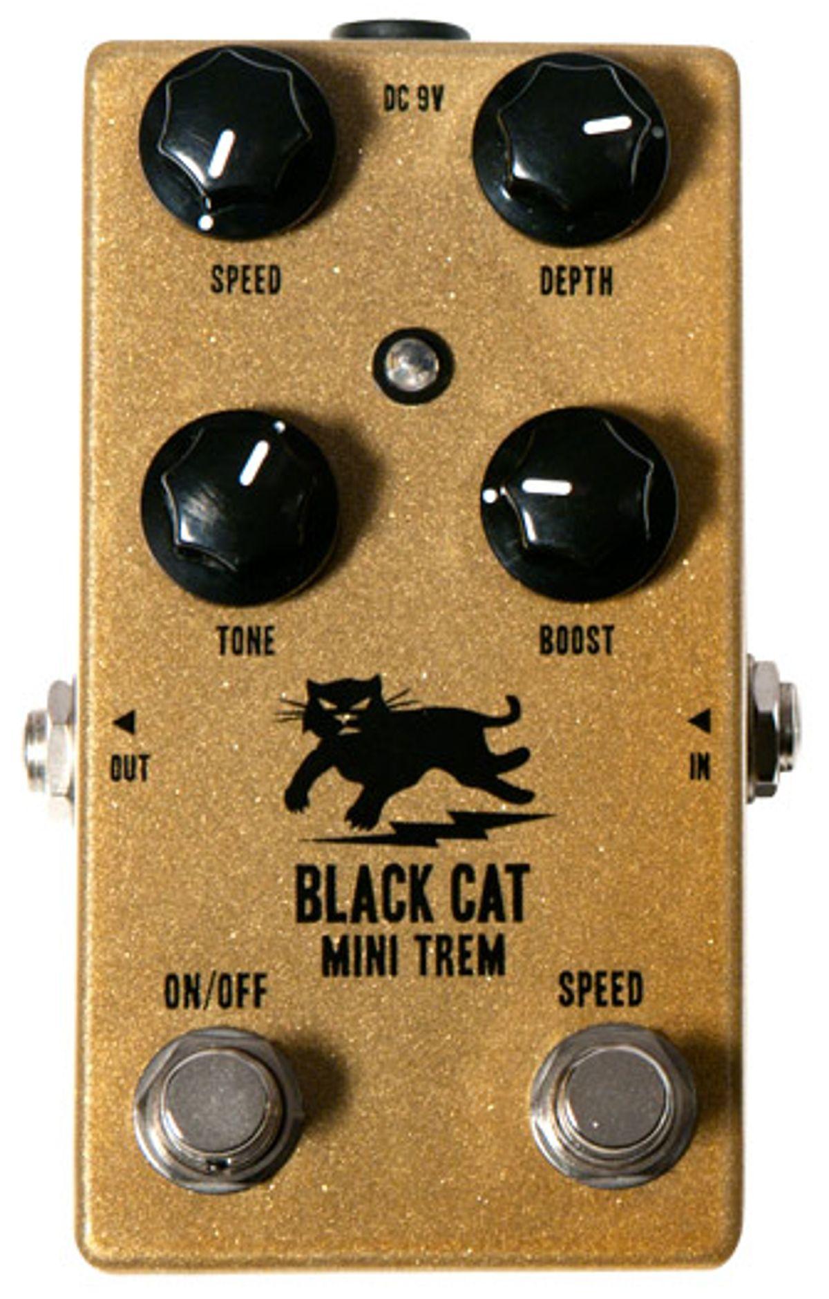 Black Cat Mini Trem Pedal Review